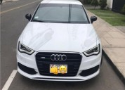 alquiler de autos audi a3 hb s line version turbbo