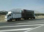 Mudanzas y embalajes en camion y camion