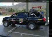 alquiler de camioneta 4x4