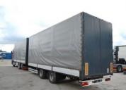 Tolderas para trailer toldos para trailer toldos para tolvas de camion