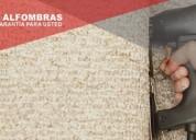 Instalacion de alfombras desde s 4 m2 instalacion de riel de cortinas desde s 35 c u