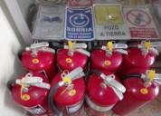 Recarga de extintores americanos 998145263