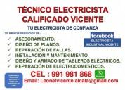 electricista industrial vicente