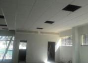Cielo raso baldosa instalacion drywall