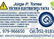 Electricista tacna