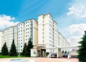 62 m2 en departamentos del condominio club el rosedal 3 dormitorios