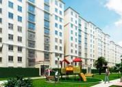 Departamentos tipo a 70 m2 en condominio club el rosedal 3 dormitorios