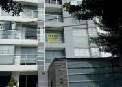 departamento en miraflores a una cuadra de larco 103 m2 3 dormitorios