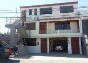 Venta casa de 3 pisos con 8 habitaciones y departamento en 3er piso j v jesus maria tacna en tacna