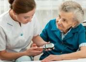 Enfermera a domicilo en arequipa