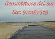 Ventas instalaciones de geomenbranas en lima