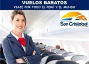 Asesora en ventas para agencia de viajes en lima