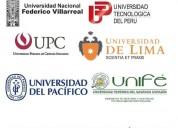 Academia pre universitaria busca socio para universidad cristiana autonoma del peru en lima