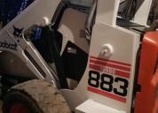 Remato minicargador bobcat 883 en lima