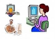 Ofrezco trabajo en internet cyber en lima