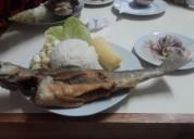 Solicito cosinero comida criolla marina en lima
