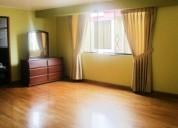 Hermoso y amplio departamento en alquiler en san borja 3 dormitorios
