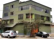 Departamento en alquiler semi amoblado de 2 habitaciones en san juan de miraflores en lima