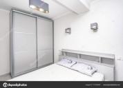 Alquilo departamento amobablado miraflores 1 dormitorios
