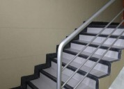 Se alquila 3o piso de un edificio nuevo 9 dormitorios