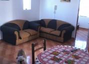 Alquilo departamento amoblado cerro colorado 2 dormitorios