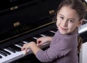 Clases de piano para ninos a domicilio 2018