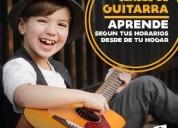 Clases de guitarra en lima a domicilio guitarra facil