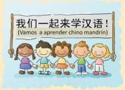 CLASES DE CHINO MANDARIN
