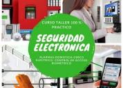 Tecnico en seguridad electronica alarmasgpsdomotica