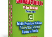 Tutorial aprender usar camtasia studio 8 curso edita videos subelos a youtube