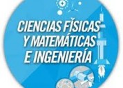 desarrollo online de practicas y trabajos en todo ciencias matematicas fisicas y quimicas