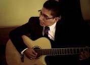Clases de guitarra lima norte