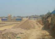 Vendo terreno industrial de m2 en nieveria huachipa en lima