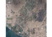 Venta de terreno en pachacamac en lima