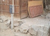 Venta de terreno en huachipa 125 m2 en lima