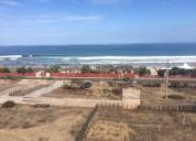 Vendo terreno de 900 m2 en panamericana norte km 1199 en punta sal en contralmirante villar
