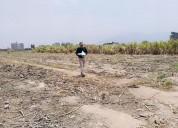 Vendo excelente terreno.