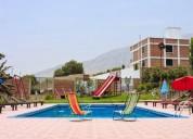 Alquilo casa de campo con piscina e instalaciones recreativas para eventos de todo tipo 7 dormitorio