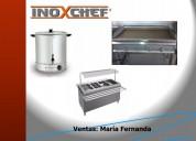 Hervidor de agua inoxchef (stock)