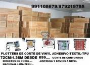 Plotters de corte de vinyl 72cm/1.36m t.991108679