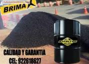 Gran venta de asfalto en frio, x cubos y sacos.