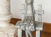 Esculturas en madera lima peru surco, vitrofusion