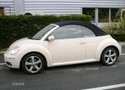Done de forma gratuita de mi volkswagen new beetle