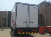Fabricantes  de  furgones metalicos  en  lima