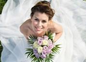 Maquillaje con aerògrafo para novias en lima