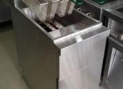 Peladora industrial de papas marca brasilera