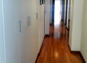 Bello departamento 2do. piso vista calle en surco