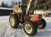 Tractor fiat 80-90 dt