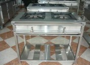 Cocinas en acero inox lima peru