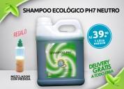 Shampoo ecológico ph7 neutro - dpto. apurimac
